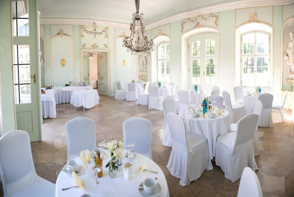 Castle Monrepos Ludwigsburg Wedding La Rici Photography